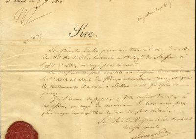 Napoleon Bonaparte Letters