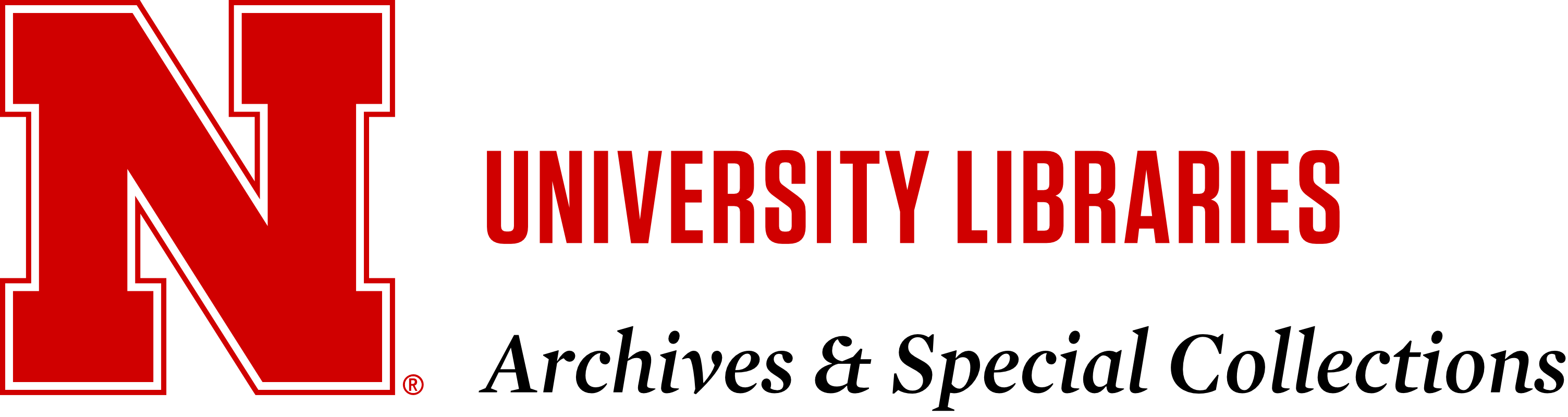 Archives & Special Collections, University of Nebraska-Lincoln