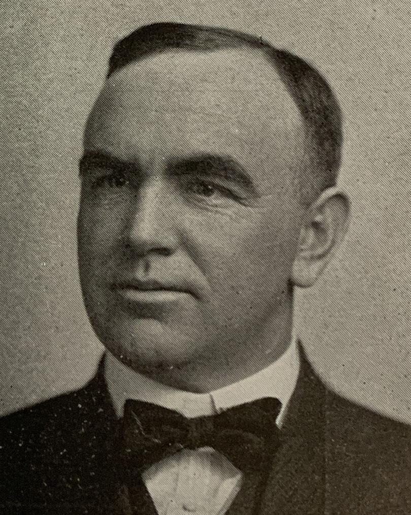 Photo of Coach W.G. Kline