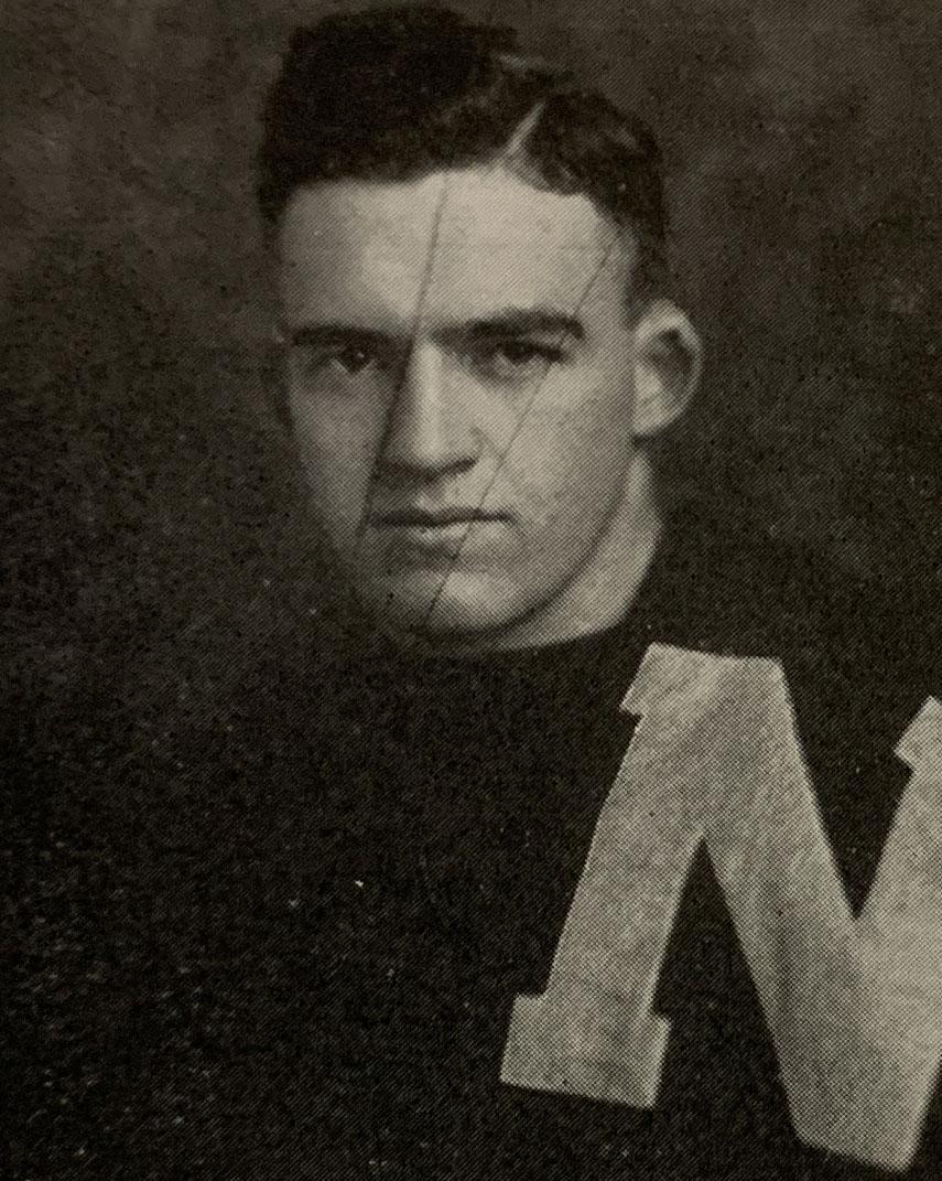 Photo of Harold McMahon