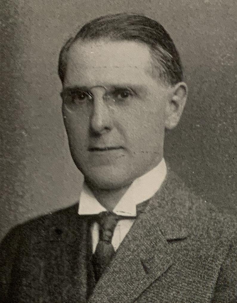 photo of Athletics Director, R.D. Scott
