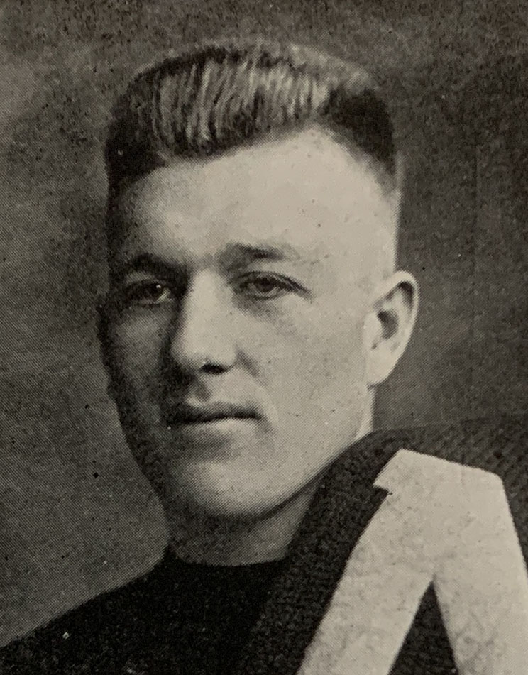 photo of Clarence Swanson