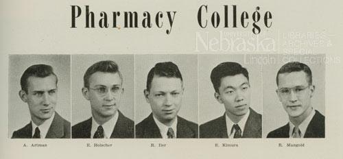 Japanese American NISEI Students