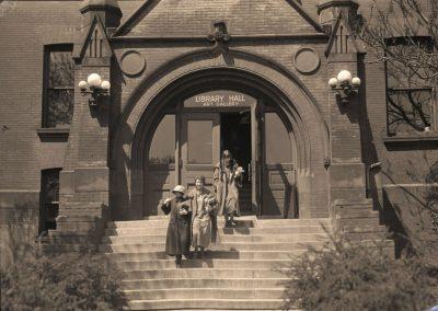 UNL Libraries History